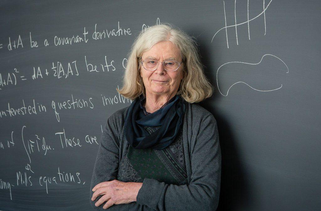 Karen Uhlenbeck vince il premio Abel: la prima volta per un donna