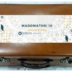 MaddMaths! 10 -- Sandra Lucente: Quando le valigie si mischiarono