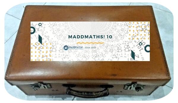 MaddMaths! 10 — Sandra Lucente: Quando le valigie si mischiarono