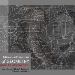 Faces of Geometry. From Agnesi to Mirzakhani -- Politecnico di Milano, 13 maggio 2019