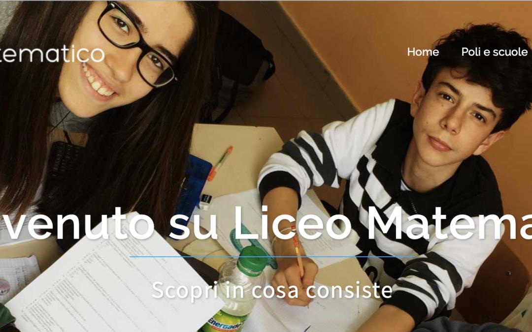 Sito nazionale dei Licei Matematici e Convegno dei Licei Matematici del Lazio