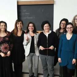 Donne per la Matematica, Camerino, 7 Maggio 2019: un reportage