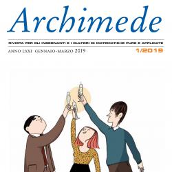 È (finalmente) uscito Archimede 1/2019