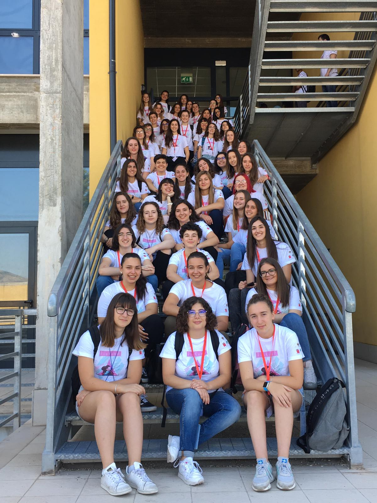 PinKamp: le ragazze contano!