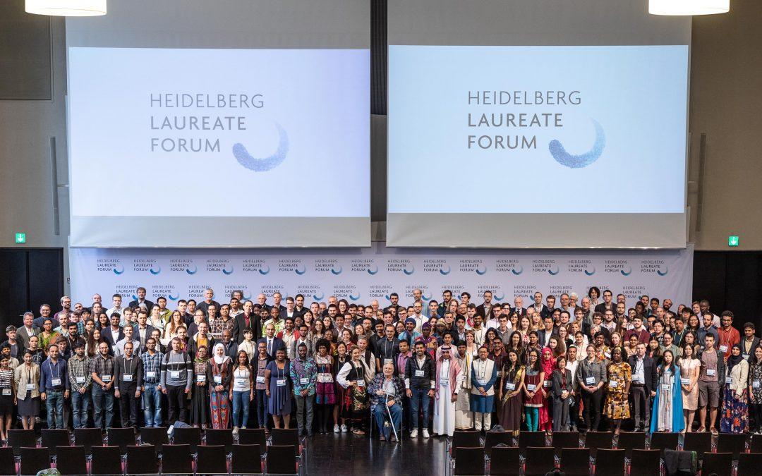 Una settimana con i giganti. Reportage dall'Heidelberg Laureate Forum di Roberta Fulci