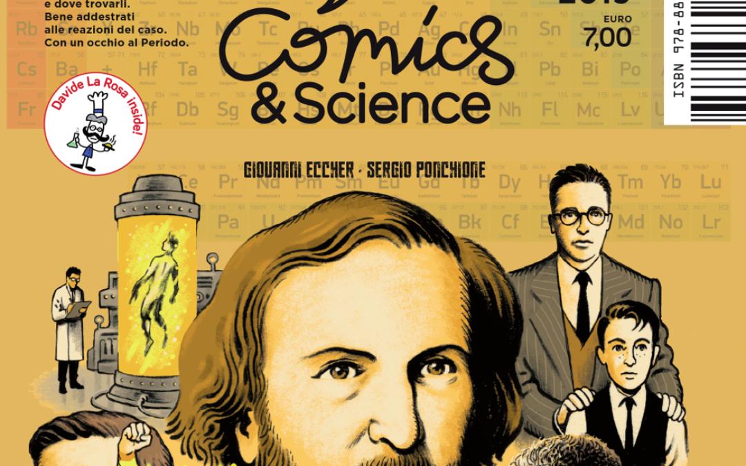 L'Accademia del professor M per elementi dotati– Comics&Science – The Periodic Issue