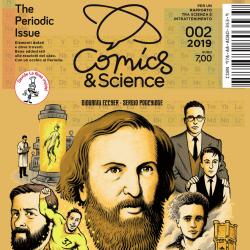 L'Accademia del professor M per elementi dotati-- Comics&Science - The Periodic Issue