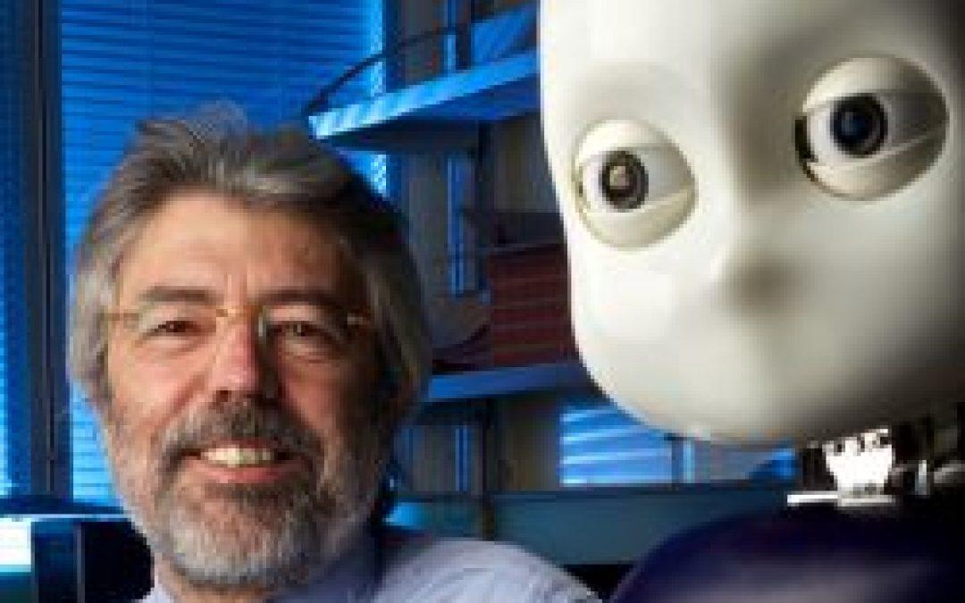 Intervista a Giulio Sandini, il papà di iCub