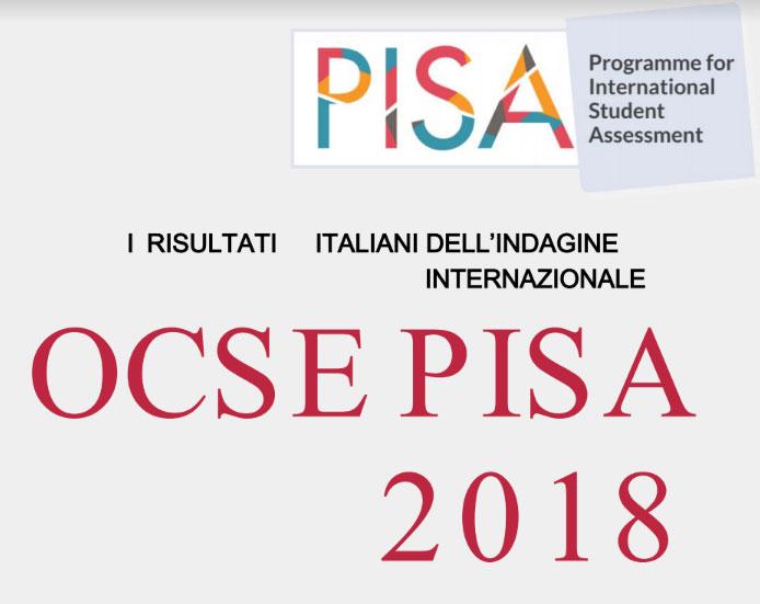 Riflessione sui risultati OCSE-PISA 2018