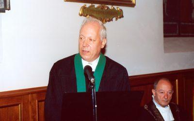 Enrico Bombieri è il primo italiano a vincere il Premio Crafoord in Matematica