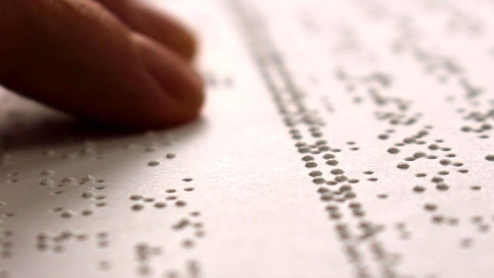 Arriva nuovo metodo per stampare libri di matematica in Braille