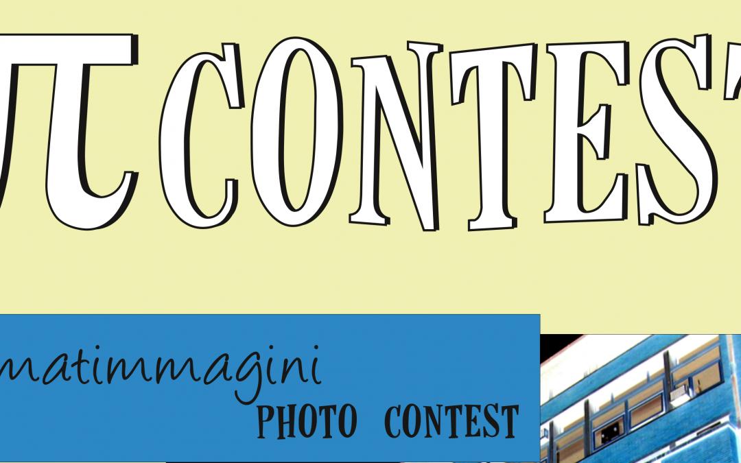 #matimmagini: concorso fotografico a tema matematico