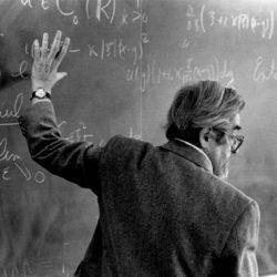 """""""Sono solo un matematico fortunato"""" - Louis Nirenberg, un ricordo (molto personale) di Gabriella Tarantello"""