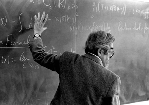 """""""Sono solo un matematico fortunato"""" – Louis Nirenberg, un ricordo (molto personale) di Gabriella Tarantello"""