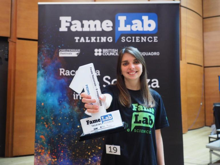 Riparte Famelab, racconta la scienza in 3 minuti