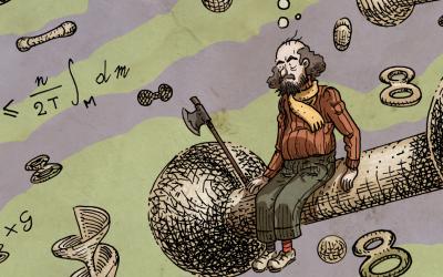 Archimedia 4/2019: Cercando Perel'man