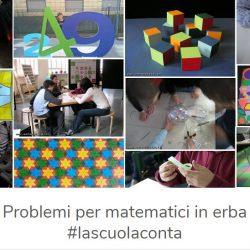 #lascuolaconta anche per problemi.xyz