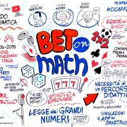 #lascuolaconta: scommetti sulla matematica, contro il virus dell'azzardo