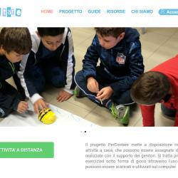 #lascuolaconta: le proposte del progetto PerContare per le attività a distanza di matematica nella scuola primaria