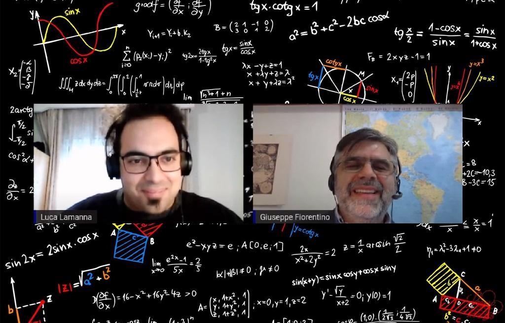 L'intervallo didattico – puntata 1: Giuseppe Fiorentino e la didattica a distanza