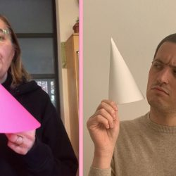 #lascuolaconta – problemi.xyz – I cappelli di Giuliano