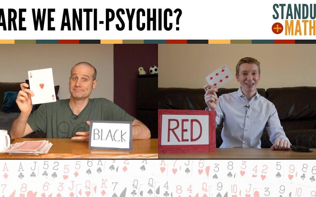 Attenzione! Poteri anti-psichici!