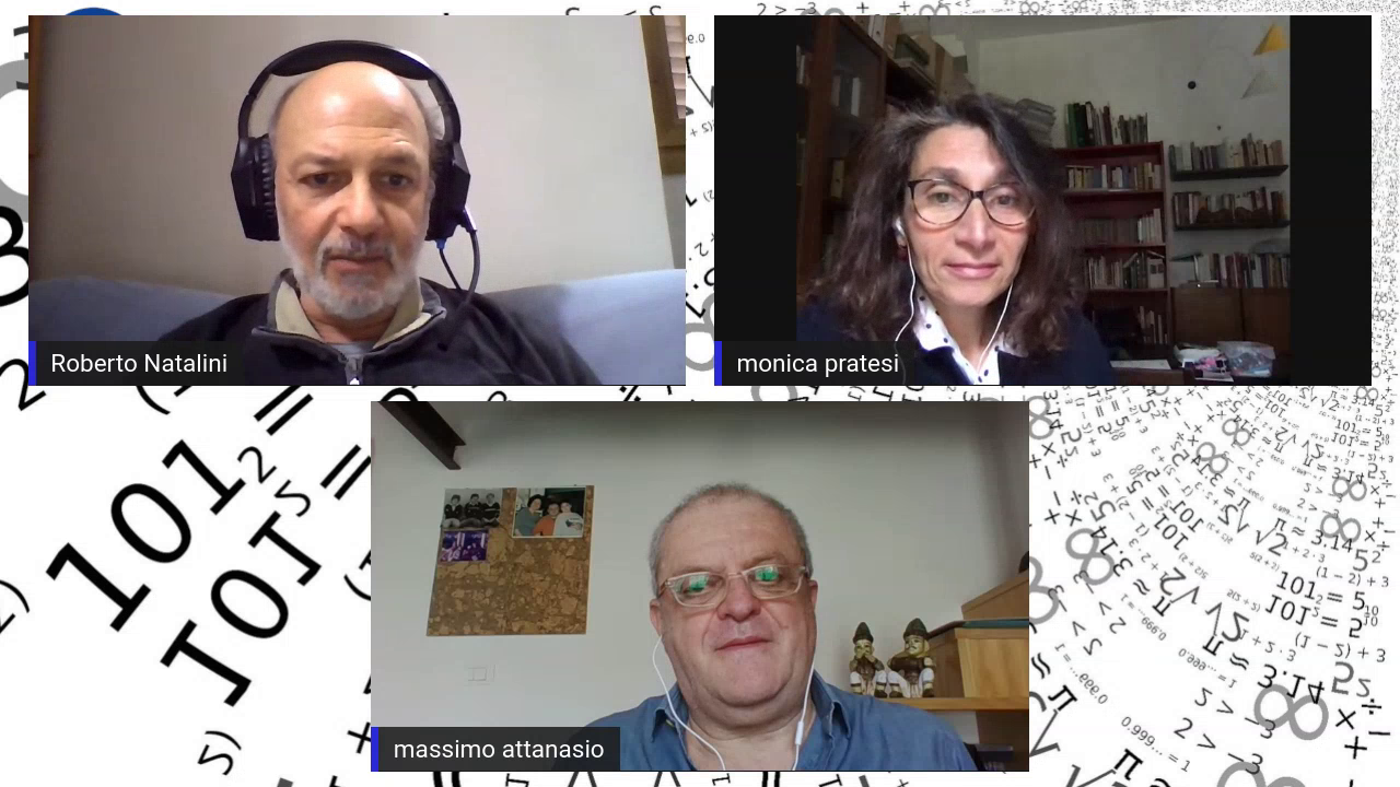 Cosa possono fare gli statistici per capire di più l'epidemia Covid-19? Videointervista con Monica Pratesi e Massimo Attanasio
