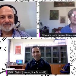 La statistica del Covid-19: video-intervista con Giovanna Jona-Lasinio e Fabio Divino