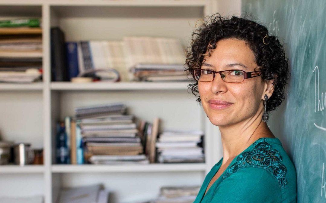 Carolina Araujo vince il Premio Ramanujan 2020