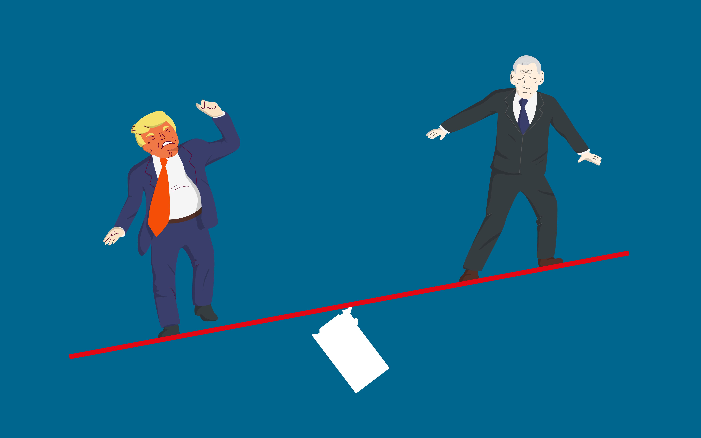 Sondaggi: il curioso caso delle elezioni americane