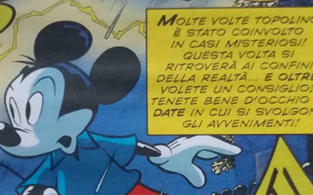 Un matematico prestato alla Disney 23: Le giornate malfunzionanti – Parità e invarianti