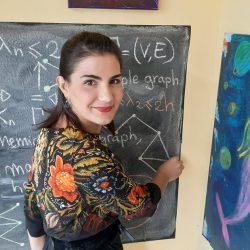 Raffaella Mulas: spettri, grafi e arti grafiche