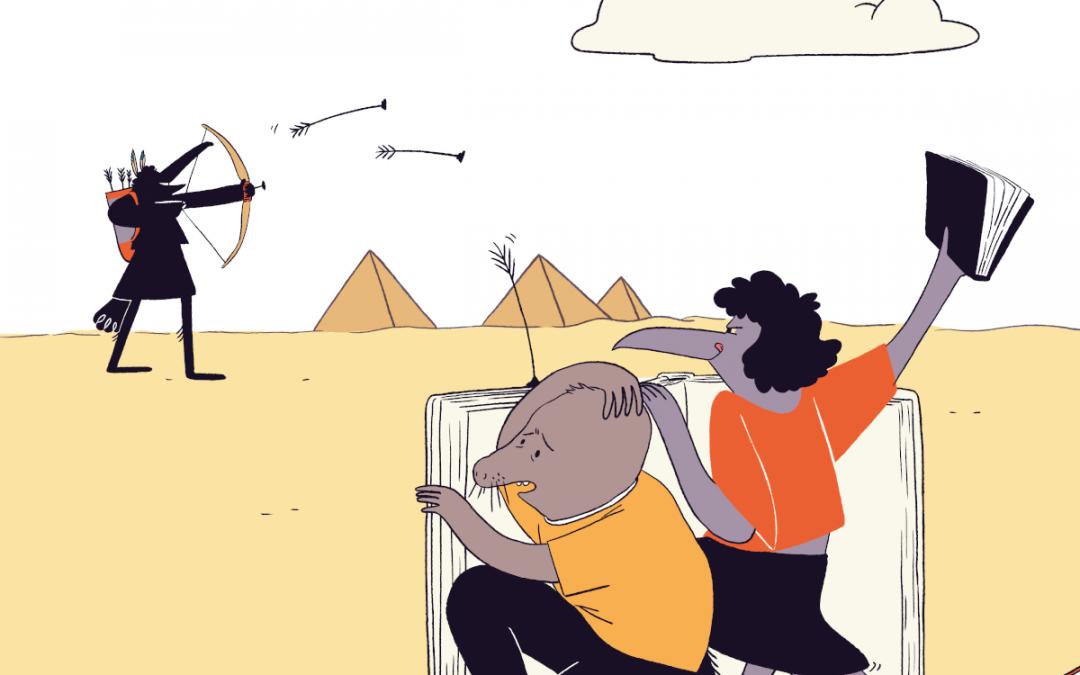 Archimedia 2/2020: Le avventure matematiche di Dory e Berty
