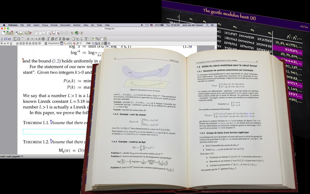 TeXmacs e l'arte della scrittura matematica