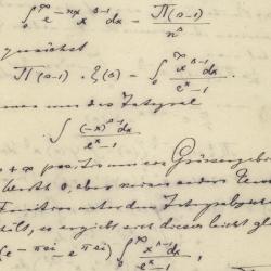 Dialogo sui numeri primi: Giornata settima, nella quale si discute della Congettura di Riemann