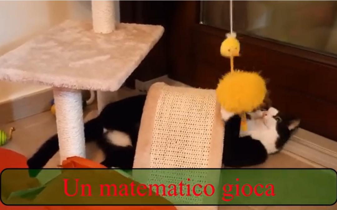 Un matematico gioca 0 – Presentazione