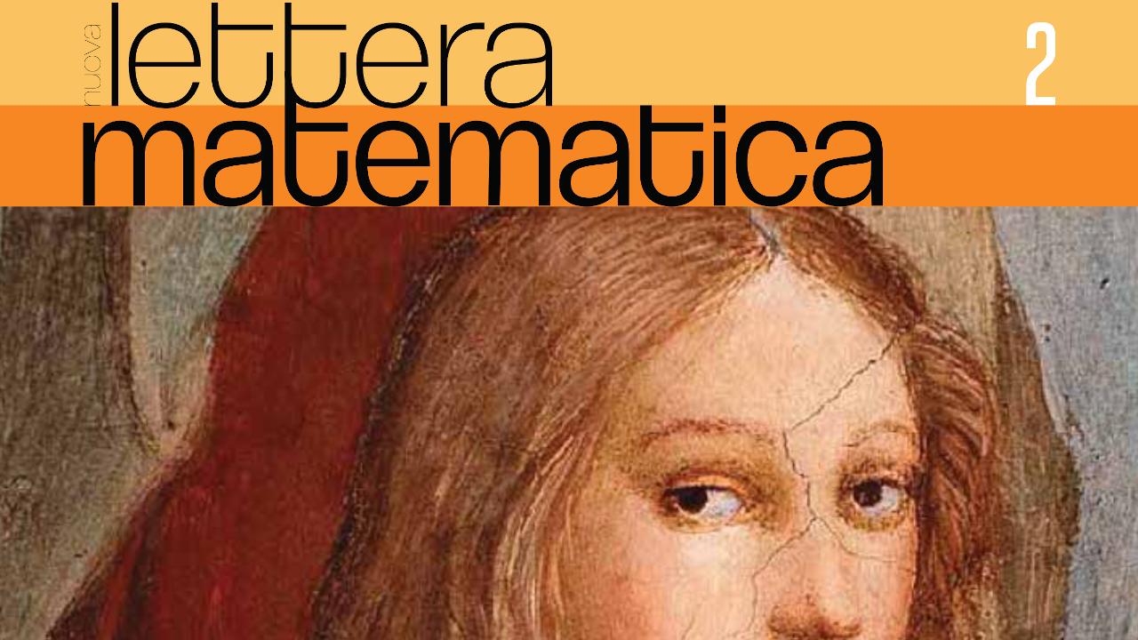 Lettera Matematica n.2: di nuovo qui