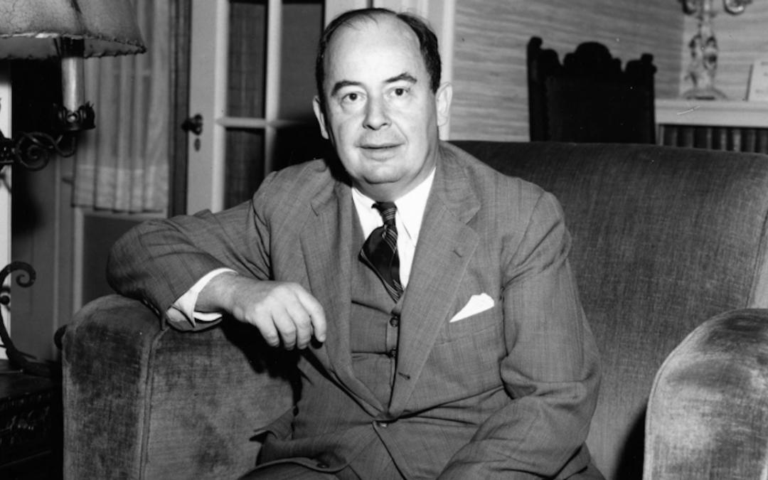 Mathematical Graffiti #7 – La poderosa memoria di von Neumann