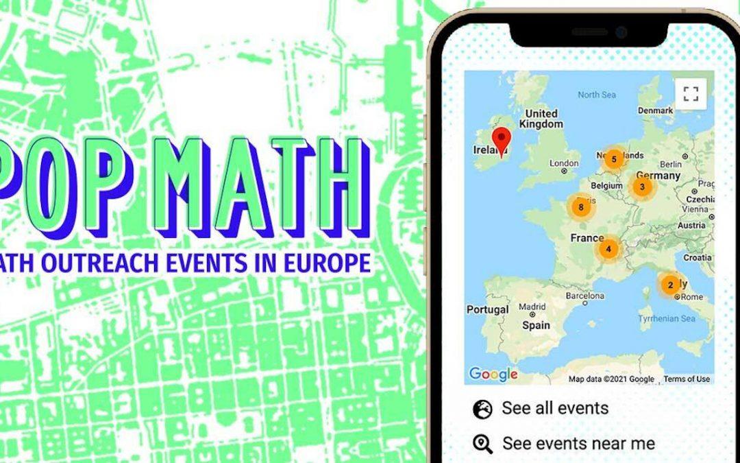 Pop Math: tutti gli eventi di divulgazione matematica a portata di mano!