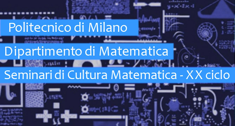 20 anni di Seminari di Cultura Matematica