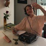 Matematica in radio, a casa di Rossella Panarese