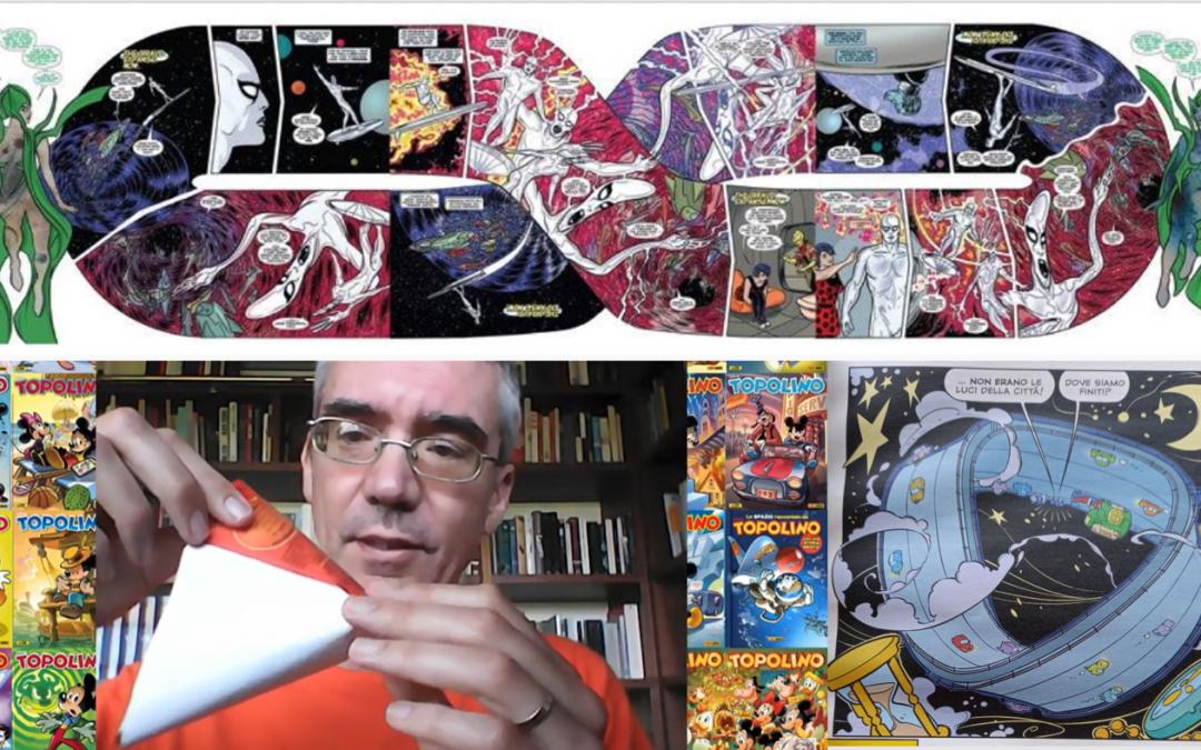 Un matematico prestato alla Disney 32: la 24 ore di Paperopoli – Il nastro di Moebius