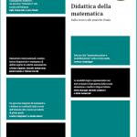 """Matematica e Italiano - Numero speciale della rivista """"Didattica della Matematica"""""""
