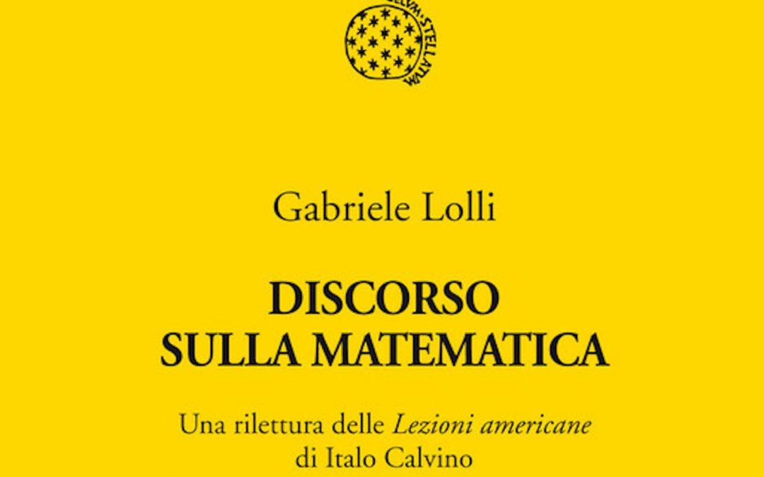 Letture matematiche estive #9: Discorso sulla Matematica